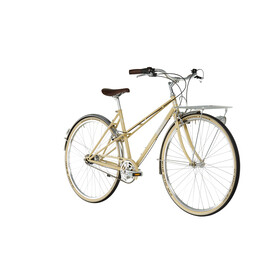 Ortler Bricktown City Bike Women beige/brown